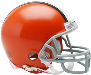 NFL Cleveland Browns Mini Helmet (Replica)