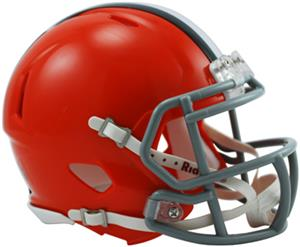 NFL Cleveland Browns Speed Mini Helmet
