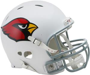 NFL Cardinals On-Field Full Size Helmet (Revo)