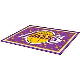 Fan Mats Los Angeles Lakers 5' x 8' Rugs