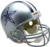 NFL Cowboys Deluxe Replica Full Size Helmet