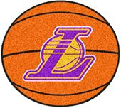Fan Mats Los Angeles Lakers Basketball Mats