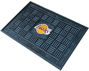 Fan Mats Los Angeles Lakers Door Mats