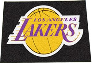 Fan Mats Los Angeles Lakers Starter Mats