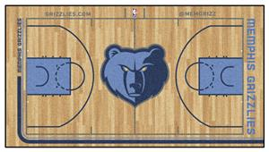 Fan Mats Memphis Grizzlies Large NBA Court Runners