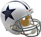 NFL Cowboys (60-63) Replica Full Size Helmet (TB)