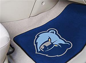Fan Mats Memphis Grizzlies Carpet Car Mats