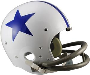 NFL Cowboys (60-63) Replica TK Suspension Helmet