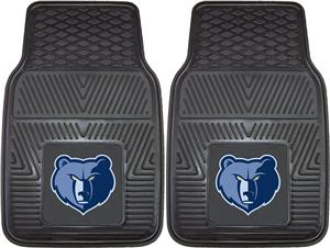 Fan Mats Memphis Grizzlies Vinyl Car Mats (set)