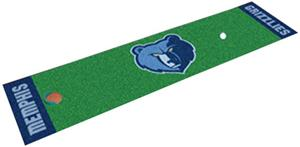Fan Mats Memphis Grizzlies Putting Green Mats