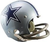 NFL Cowboys (67-) Replica TK Suspension Helmet