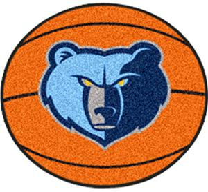 Fan Mats Memphis Grizzlies Basketball Mats