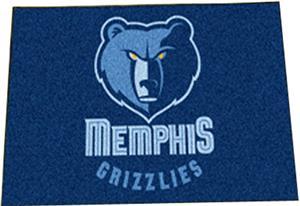 Fan Mats Memphis Grizzlies Starter Mats