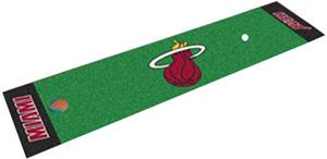 Fan Mats Miami Heat Putting Green Mats