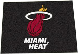 Fan Mats Miami Heat Starter Mats