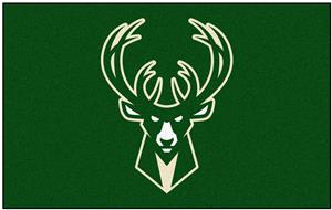 Fan Mats Milwaukee Bucks Ulti-Mats