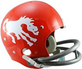 NFL Broncos (62-65) Replica TK Suspension Helmet