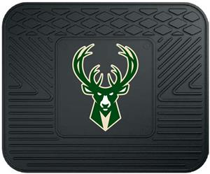 Fan Mats Milwaukee Bucks Utility Mats
