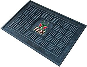 Fan Mats Milwaukee Bucks Door Mats