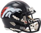 NFL Denver Broncos Speed Mini Helmet