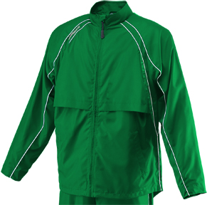 Alleson Athletic Warrior Vision Warm Up Jacket