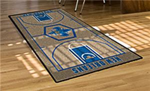 Fan Mats New Orleans Hornets Lg NBA Court Runners