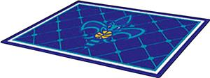 Fan Mats New Orleans Hornets 5' x 8' Rugs