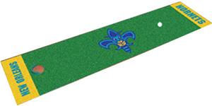 Fan Mats New Orleans Hornets Putting Green Mats