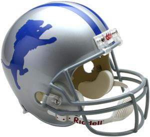 NFL Lions (62-68) Replica Full Size Helmet (TB)