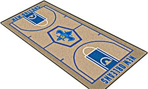 Fan Mats New Orleans Hornets NBA Court Runners