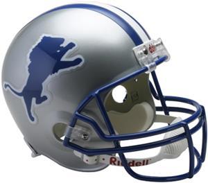 NFL Lions (83-02) Replica Full Size Helmet (TB)