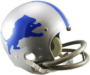 NFL Lions (62-68) Replica TK Suspension Helmet