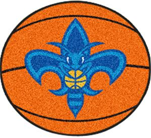 Fan Mats New Orleans Hornets Basketball Mats