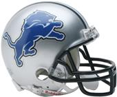 NFL Detroit Lions Mini Helmet (Replica)