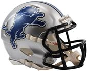 NFL Detroit Lions Speed Mini Helmet