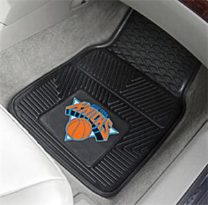 Fan Mats MLB New York Knicks Vinyl Car Mats (set)