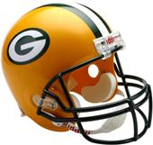 NFL Packers Deluxe Replica Full Size Helmet