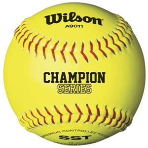 Wilson Champion Series A9011 Fastpitch Softballs