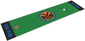 Fan Mats New York Knicks Putting Green Mats