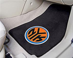 Fan Mats New York Knicks Carpet Car Mats (set)