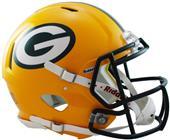 NFL Packers On-Field Full Size Helmet (Speed)