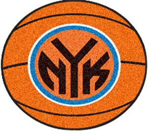 Fan Mats New York Knicks Basketball Mats
