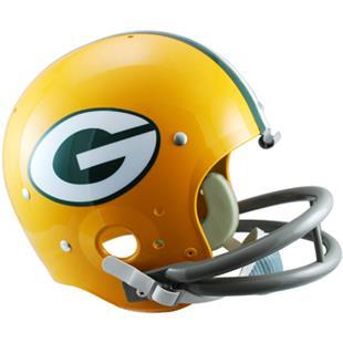 NFL Packers (61-79) Replica TK Suspension Helmet