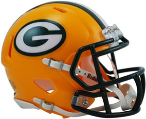 NFL Green Bay Packers Speed Mini Helmet