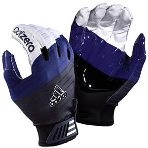 Adidas NOCSAE AdiZero Smoke Youth Football Gloves