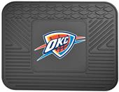Fan Mats Oklahoma City Thunder Utility Mats
