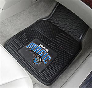 Fan Mats Orlando Magic Vinyl Car Mats (set)