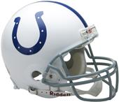 NFL Colts On-Field Full Size Helmet (VSR4)