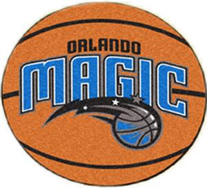 Fan Mats Orlando Magic Basketball Mats