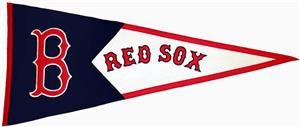 Winning Streak MLB Boston Red Sox Classic Pennant